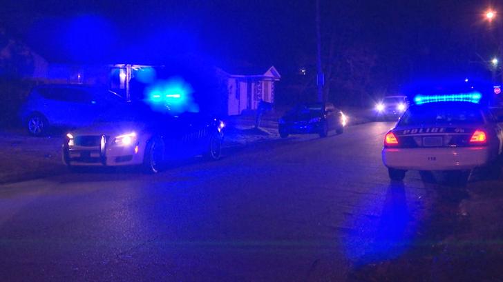 Two men shot in Maysville community. February 5, 2018. (FOX10 News)