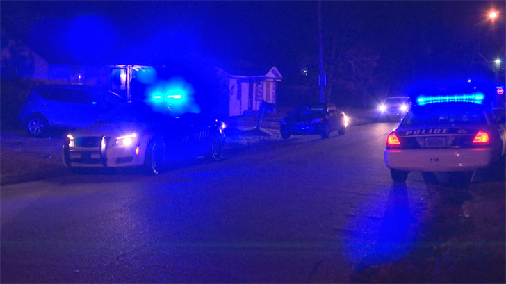 Two men shot in Maysville community. February 5, 2018. (FOX10 News)