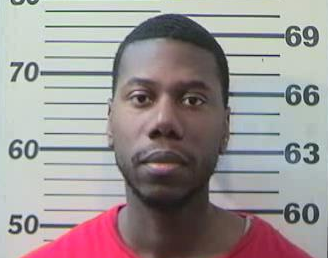 James Blackman, the former Executive Assistant to Prichard Mayor Jimmie Gardner, was arrested for the second time this month. Photo: Mobile Metro Jail