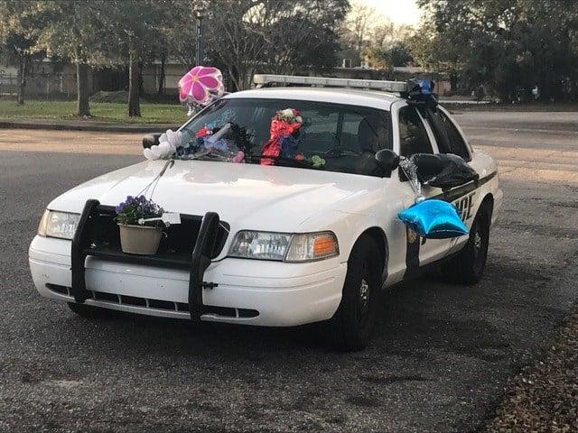 People remember Officer Justin Billa