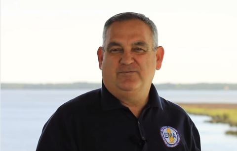 Former Baldwin County EMA Director Reggie Chitwood (Baldwin County EMA)