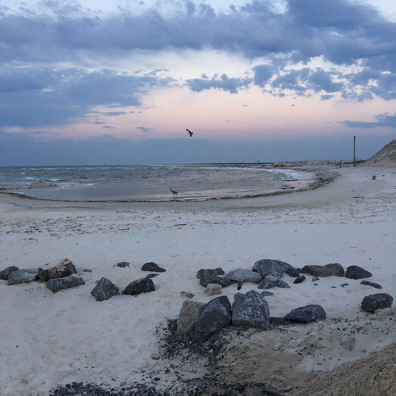 Dauphin Island Beach: Dauphin Island West Beach Sand Restoration - FOX10 News