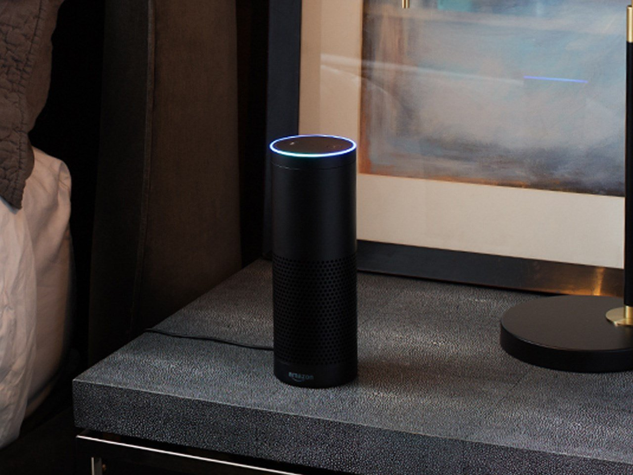 Amazon Echo (Photo: Amazon)