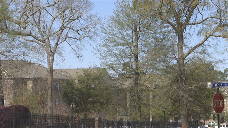 The Grove Apartments (FOX10 News/File Photo)