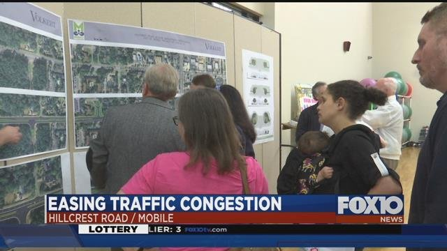 Residents weigh in on Hillcrest Road capital improvement plan. Source: FOX 10 News