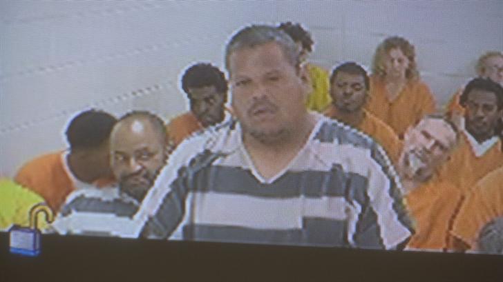 Jose Luis Alonso-De Leon in court (FOX10 News)