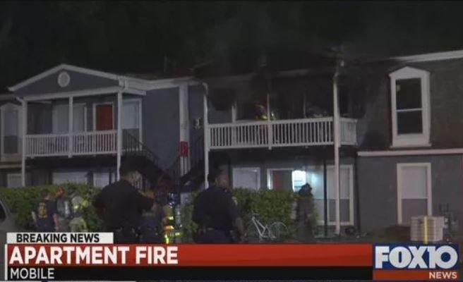 Fire at Clearview Apartments determined to be accidental - FOX10 ...
