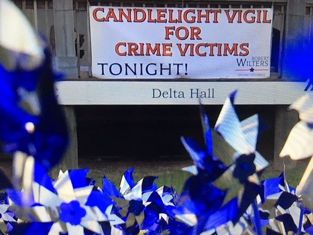 Baldwin County remembers crime victims. Source: FOX 10 News