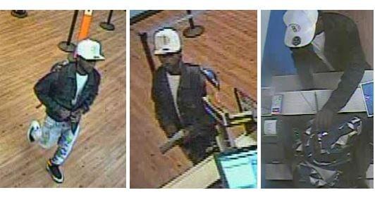 Saraland robbery suspect (Saraland Police)