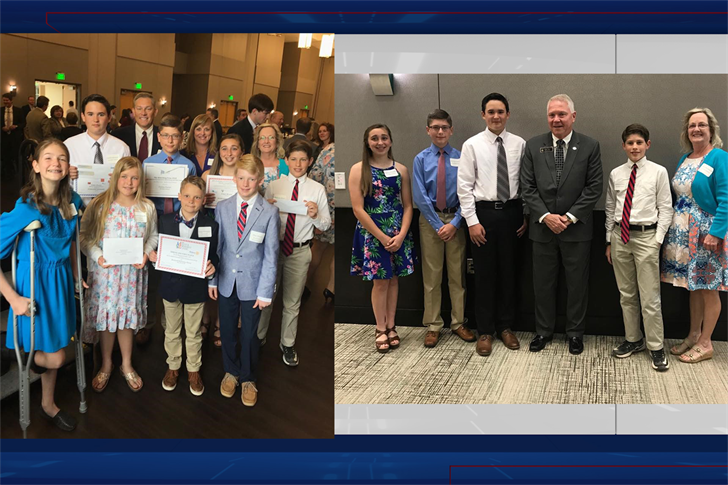 Economic competition winners (Baldwin County Public Schools)
