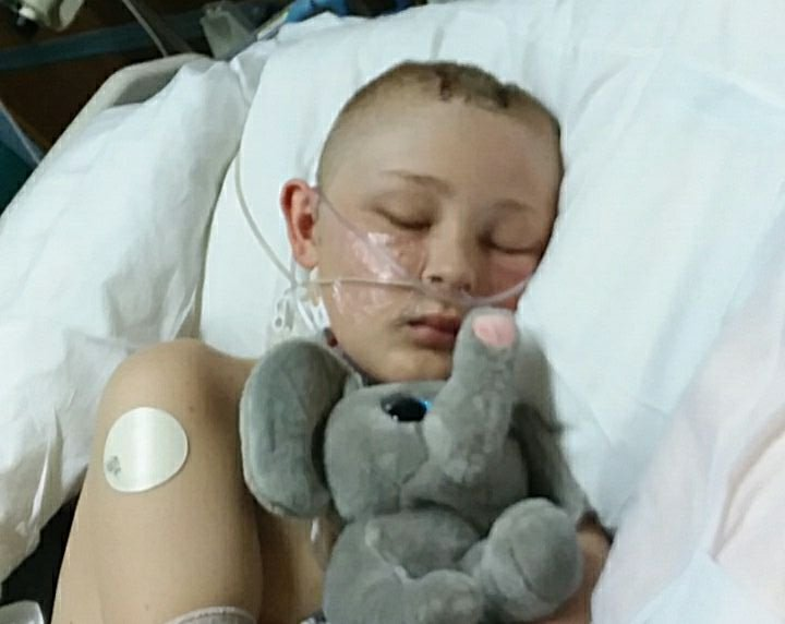 Family about to donate boy's organs when he wakes up