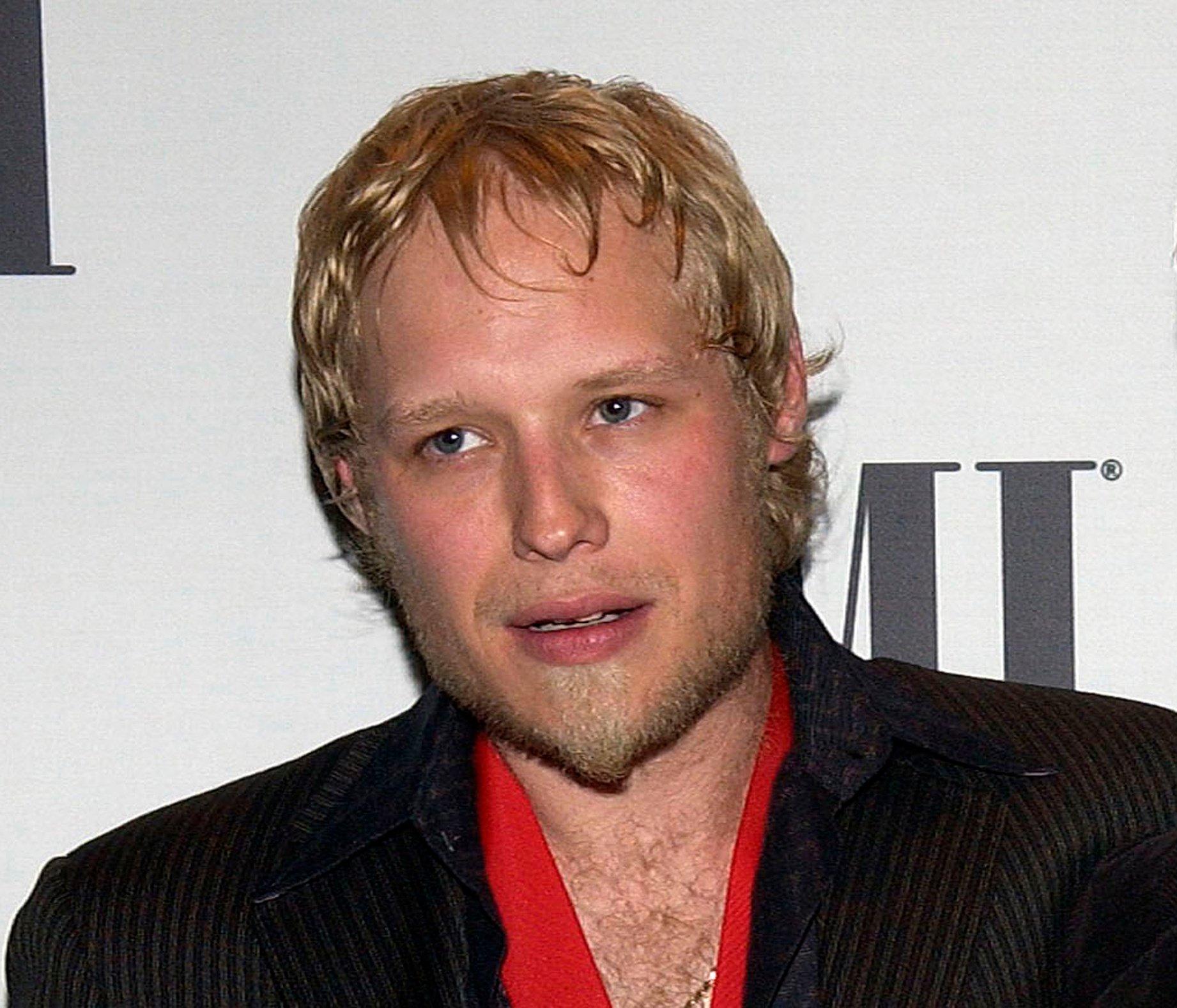 In this May 17, 2005, file photo, 3 Doors Down member Matt Roberts arrives at the BMI Pop Music Awards in Beverly Hills, Calif. (AP Photo/Matt Sayles, File)