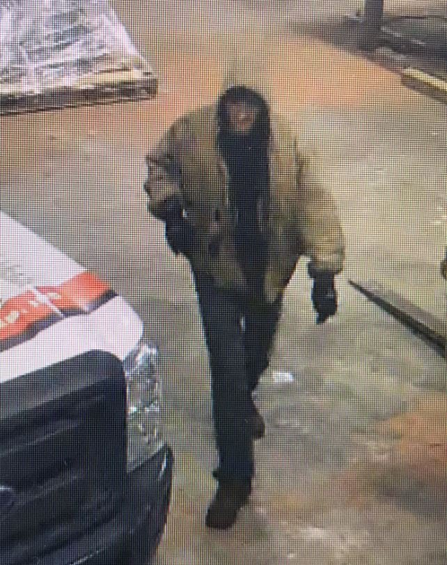 Third suspect wanted in MW Industrial Services theft. Source: MW Industrial Services