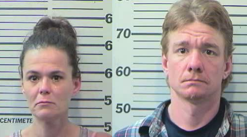 Alisa Dawn Manning and Sammuel Albert Manning (Mobile County Sheriff's Office)
