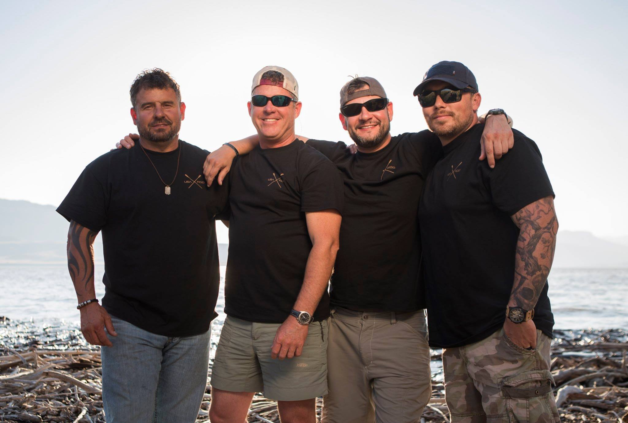Vets set to row across the Atlantic to raise awareness & money for PTSD. Source: Fight Oar Die