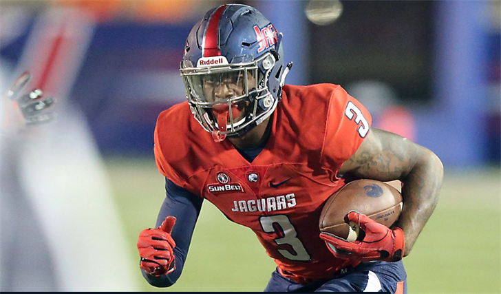 University of South Alabama Director of Athletics Dr. Joel Erdmann announced Wednesday that the school has signed a contract with Louisiana State for a football matchup between the two programs during the 2024 season. Photo: South Alabama athletics.