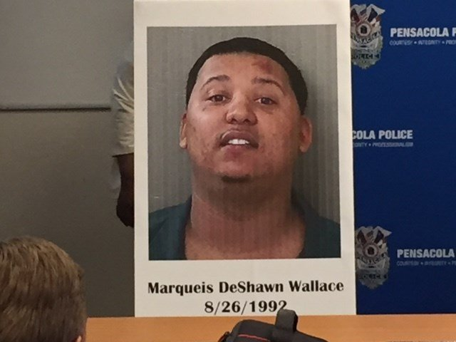 Police have identified Markquise Deshawn Wallace as a suspect in last week's fatal hit-and-run which left two people dead, including an eight-month-girl. Photo: PPD