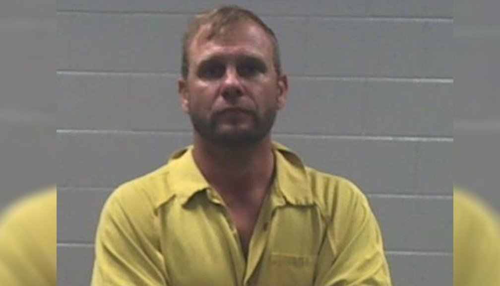 Sheriff Mike Ezell says 46-year-old Todd Harrell was arrested Friday, June 15, at his St. Martin home. Photo: JCSO