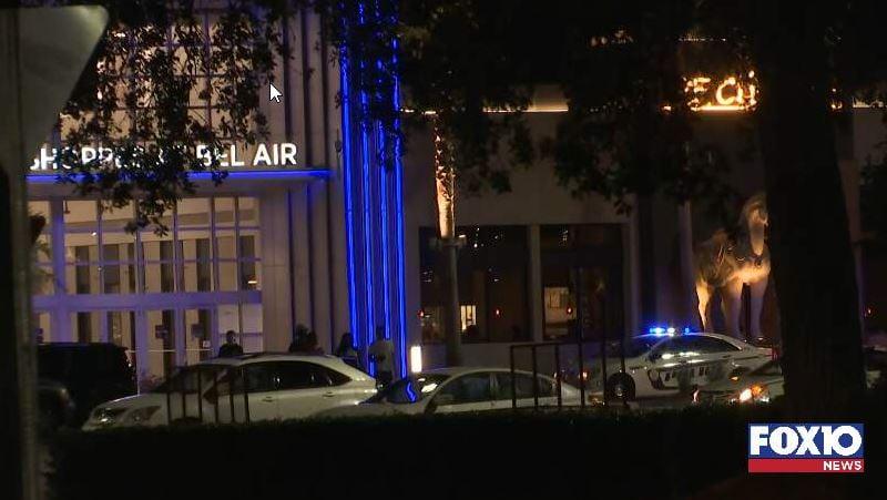 Shots fired inside mall on July 3, 2018. (FOX10 News)