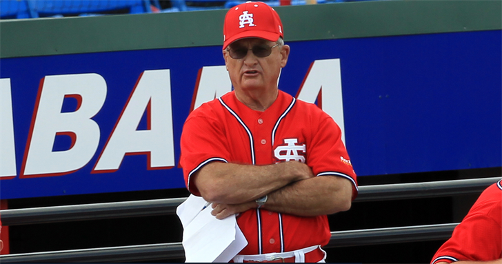Former University of South Alabama baseball head coach Steve Kittrell will be inducted into the American Baseball Coaches Association Hall of Fame in January 2019, as announced by the organization Thursday, July 5.  Photo: South Alabama Athletics