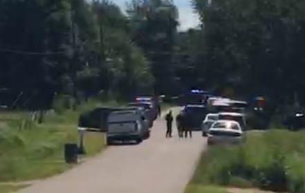 MCSO deputies respond to Linda Smith Drive. (FOX10 News)
