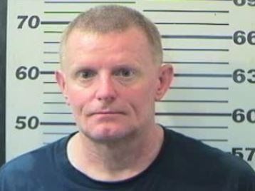 Jefferey Melton Morris, 46, was taken into custody Wednesday, July 11 and faces charges of impersonating a police officer and unlawful imprisonment. Photo: MCSO