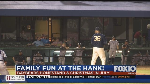 """Christmas In July"" returning to the Hank"