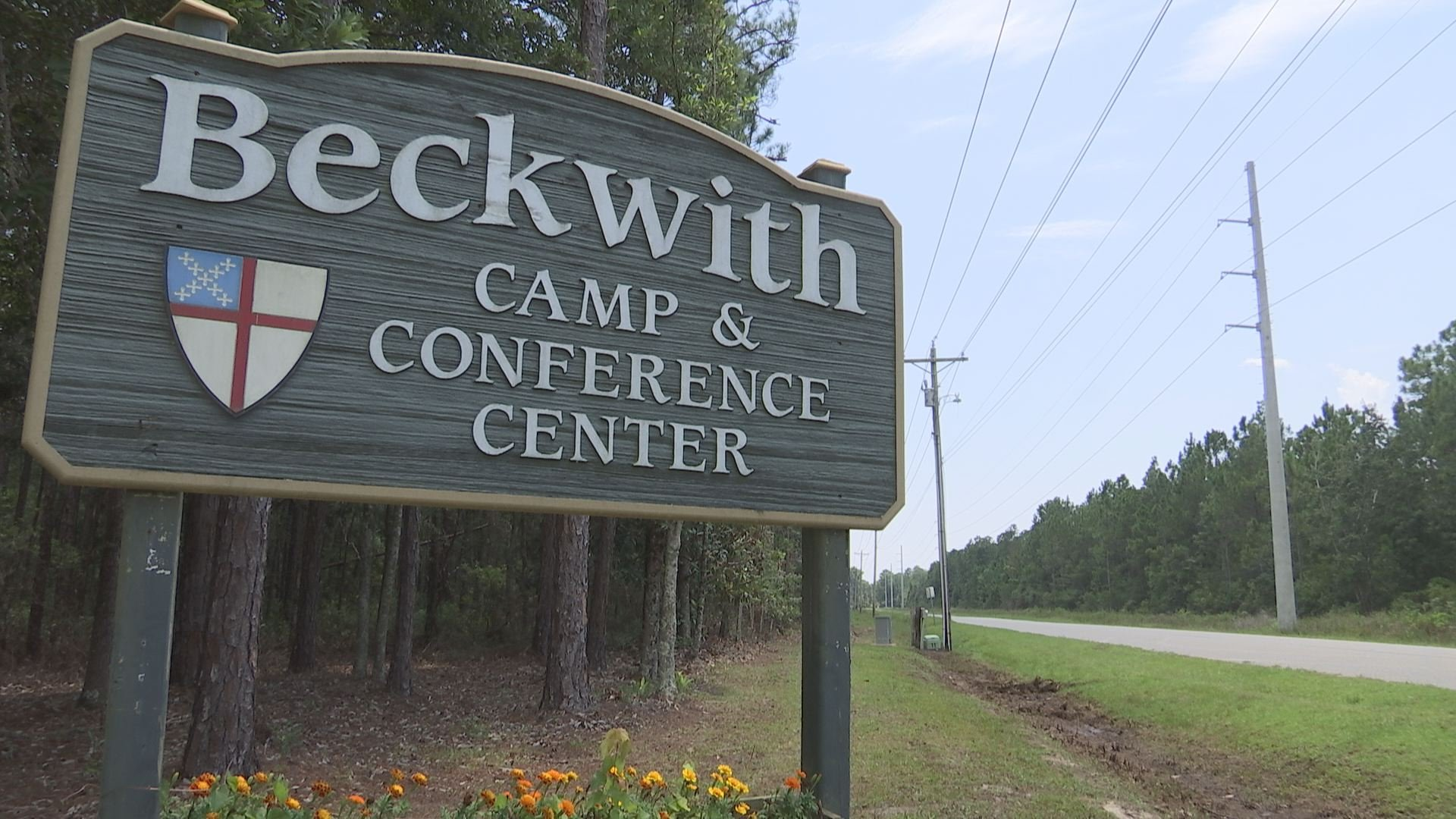 Camp Beckwith is located in southern Fairhope, on the coast of Weeks Bay. (Photo: Rodney Rocker, WALA FOX10 News)