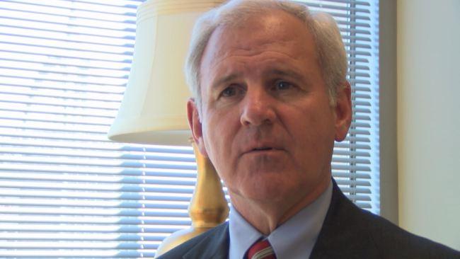 U.S. Rep. Bradley Byrne (R) of Alabama (FOX10 News)