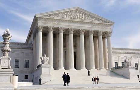 U.S. Supreme Court building. (WALA)