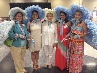 Salvation Army Auction Atlanta >> Past and present Azalea Trail Maids gather for reunion - CBS46 News