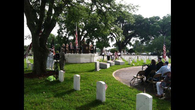 Memorial Day At Battleship Park In Mobile Wdam Tv 7 News