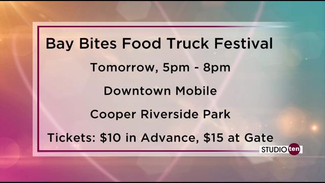 Riverside Food Truck Festival  Tickets