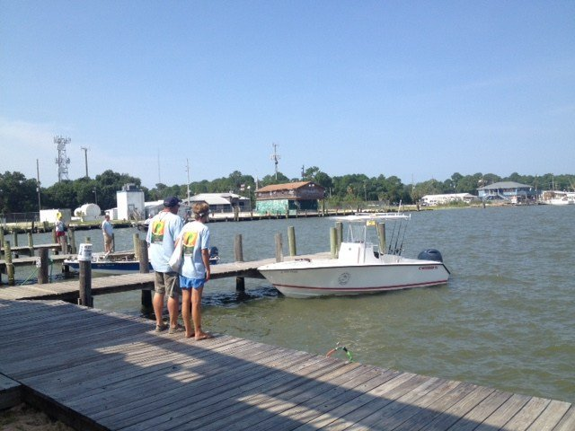 Second day of fishing rodeo brings thousands to dauphin for Dauphin island fishing report