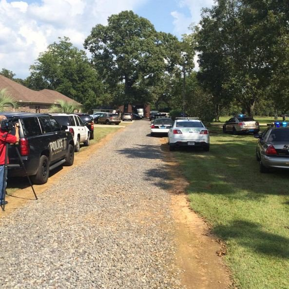 Saraland Police Department: Saraland PD: Man Who Fired Shots At Police After Car Chase