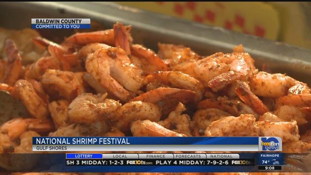 Oct 14 2018 47th Annual National Shrimp Festival Gulf Ss