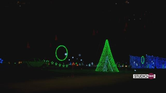 Counterfeit $100 bills passed at popular Christmas Nights of Lig ...
