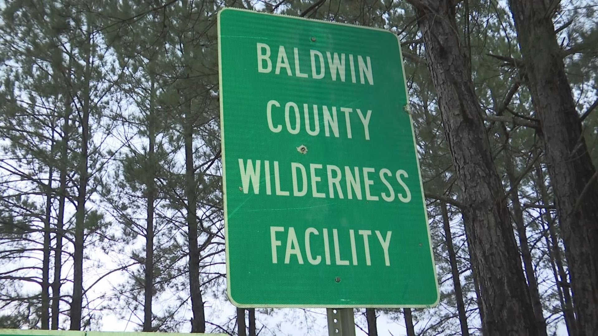 Sheriff's investigators say a female staff member was raped by a 15-year-old male camper on a nature trail at the Baldwin County Residential Wilderness Facility Tuesday, December 22.