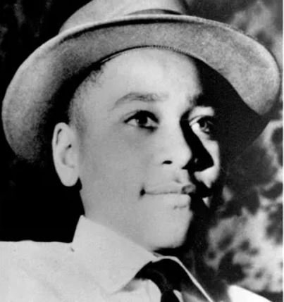 This undated photo shows Emmett Louis Till, a 14-year-old black Chicago boy, who was kidnapped, tortured and murdered in 1955 after he allegedly whistled at a white woman in Mississippi.(AP Photo, file)